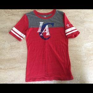 Adidas LA Clippers Shirt♥️